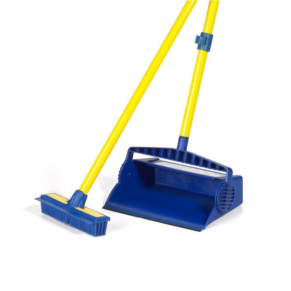 Smart Broom Spill Cleanup Set