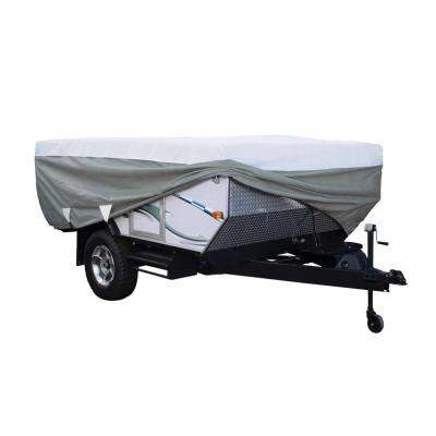 PolyPro3 108 in. L x 88 in. W x 42 in. H Folding Camper Cover