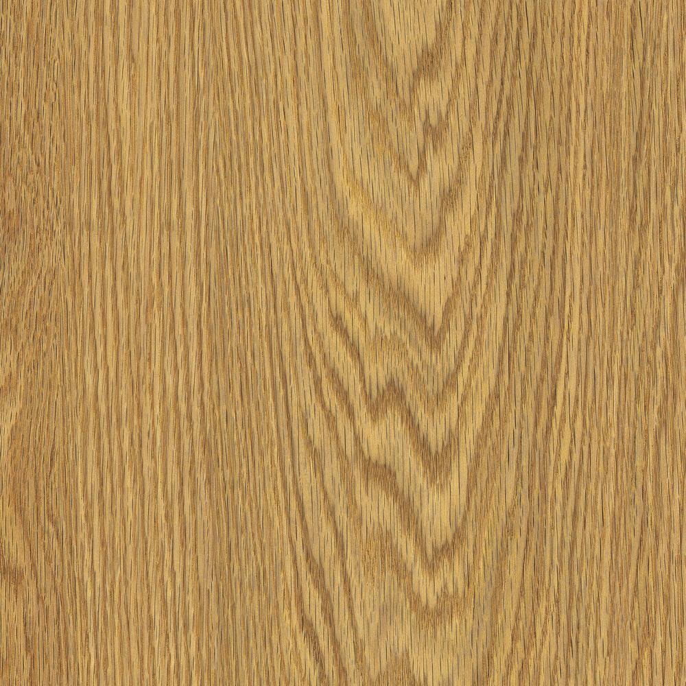 TrafficMASTER Take Home Sample - Autumn Oak Luxury Vinyl Plank Flooring - 4 in. x 4 in.