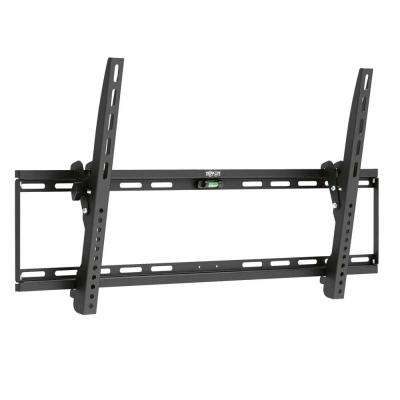 Tilt Wall Mount for 37 in. to 70 in. TVs and Monitors, Black