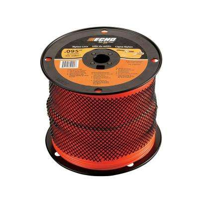 ".095"" Cross-Fire Trimmer Line (846 ft.) Medium Spool"