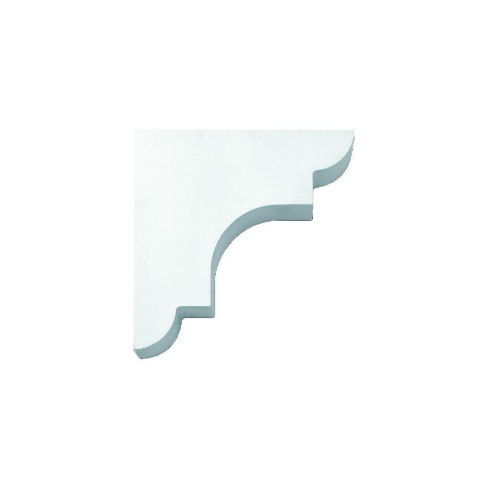 Fypon 13 In X 3 12 Polyurethane Bracket