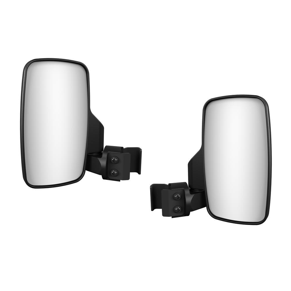 Kolpin Ranger Utv Side Mirror Pair 98317 The Home Depot