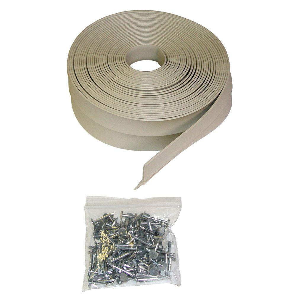 Proseal 36 Ft Garage Door Top And Side Seal 58036 The Home Depot