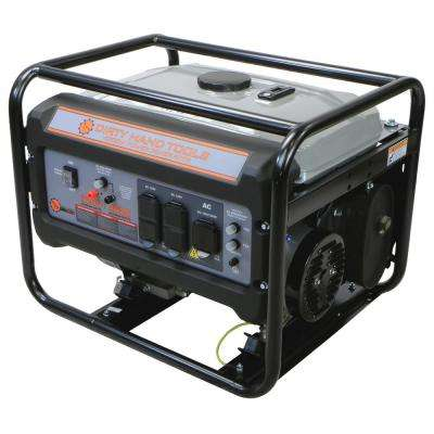 DHT 3200-Watt Gasoline Powered Portable Generator