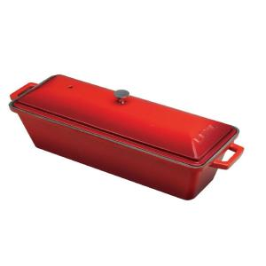 Lava Signature Cast Iron Loaf Pan by Lava