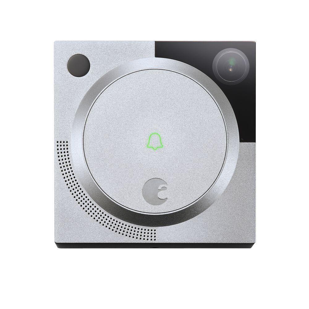 Doorbell Cam, Silver