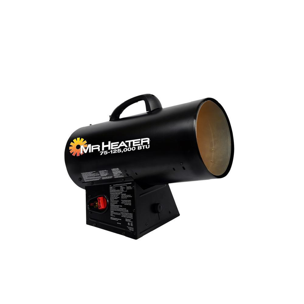 Mr Heater 30 000 Btu Vent Free Blue Flame Natural Gas Heater