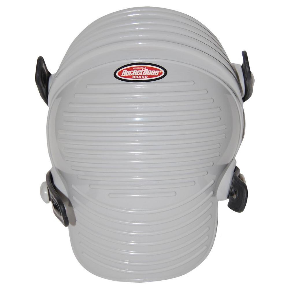 Bucket Boss Gel Flexible Kneepads (Concrete)