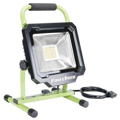 3750-Lumen LED Portable Work Light