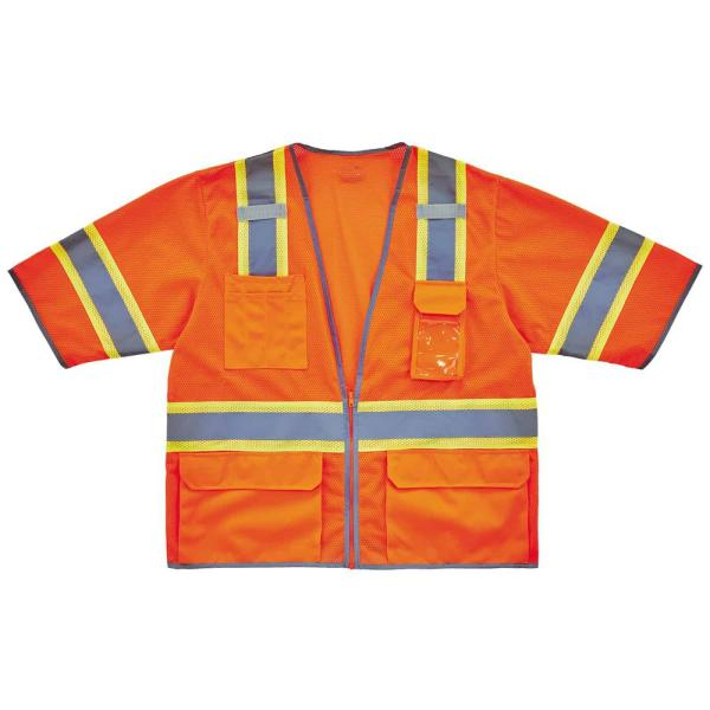 Holmes Workwear HI-VIS Vest 2XL//3XL//2TG//3TG