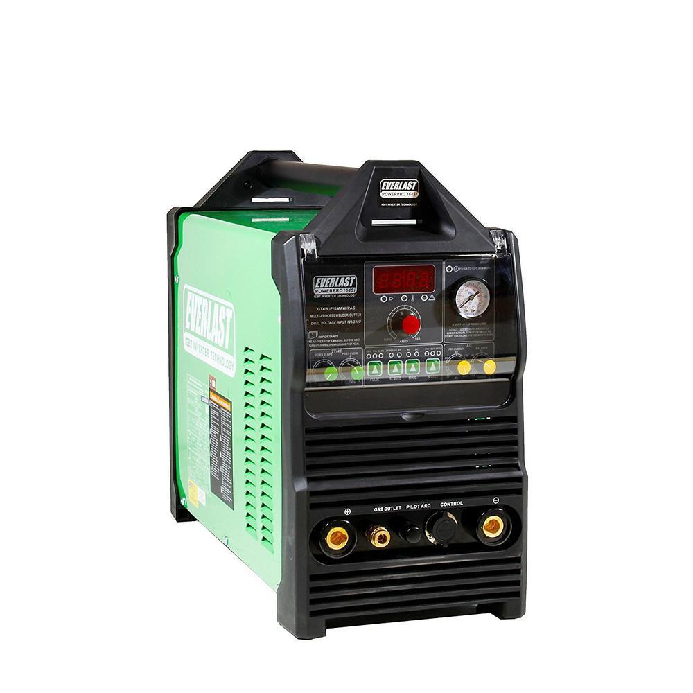 Everlast - PowerPro 164 TIG / Stick / Plasma welder