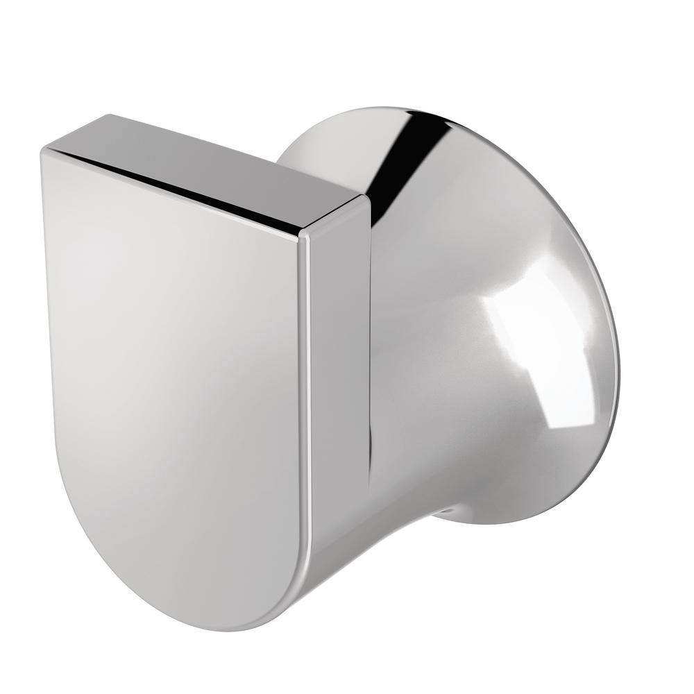 Genta Single Robe Hook in Chrome