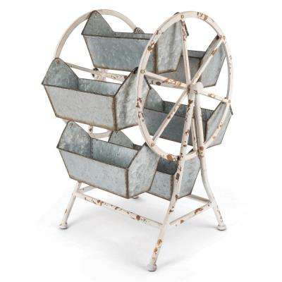 Metal Ferris Wheel Organizer
