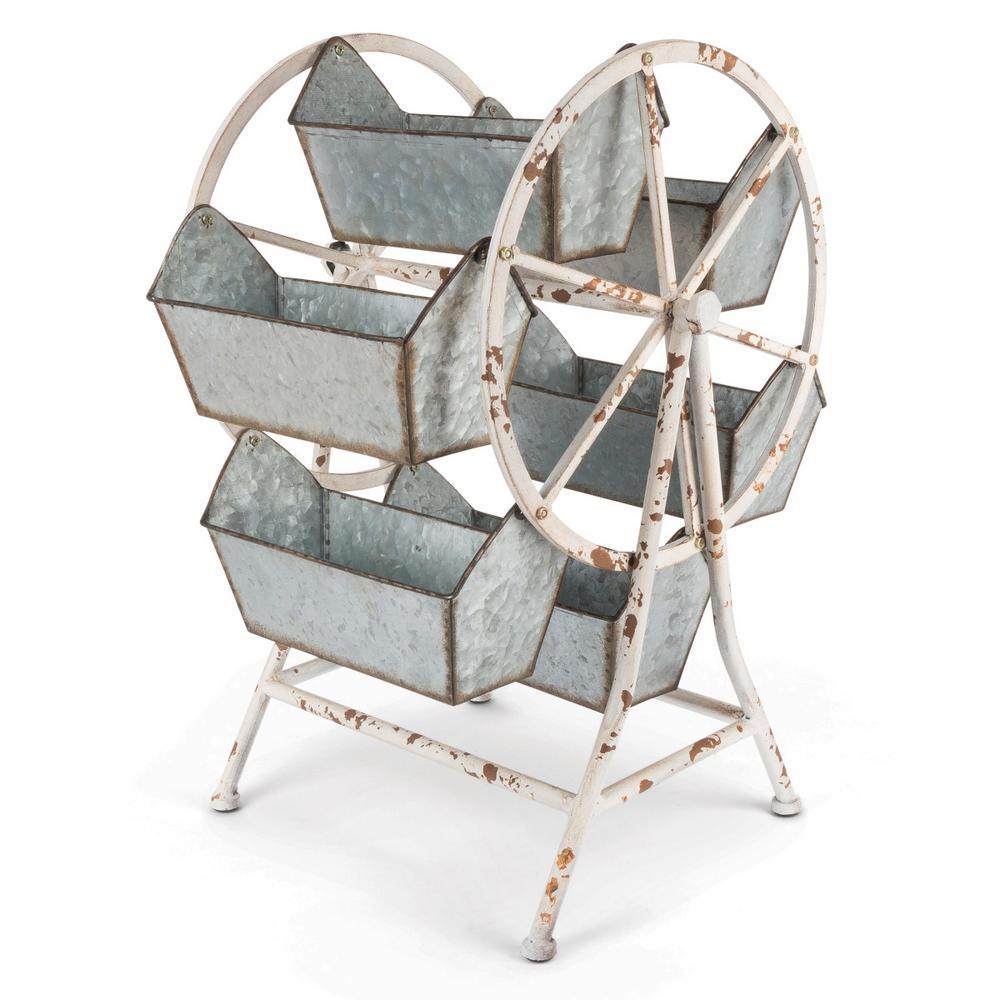 Metal Ferris Wheel Organizer