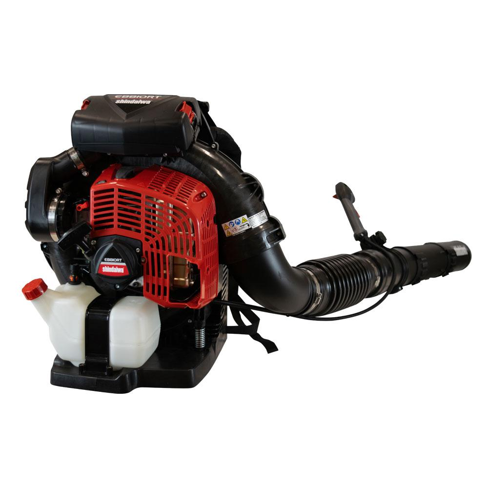 shindaiwa 211 MPH 1071 CFM 79.9 cc 2 Stroke Gas Engine Backpack Blower with Tube Mounted Throttle