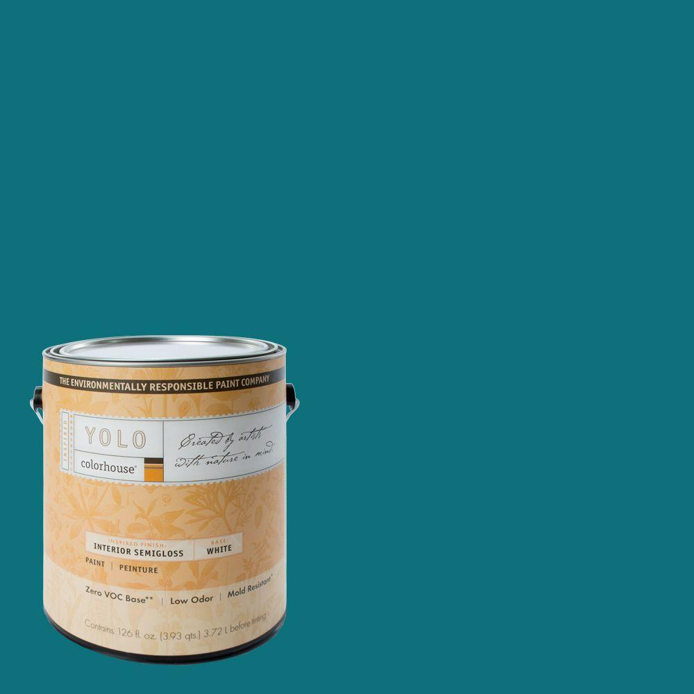 YOLO Colorhouse 1-gal. Dream .06 Semi-Gloss Interior Paint-DISCONTINUED