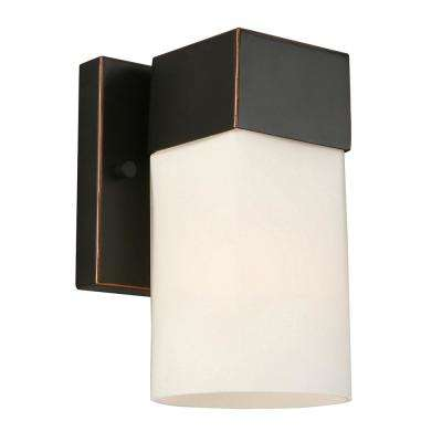 Ciara Springs 1-Light Oil Rubbed Bronzed Bath Light