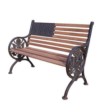 Awesome Cast Iron Rustic Metal Outdoor Benches Patio Chairs Evergreenethics Interior Chair Design Evergreenethicsorg
