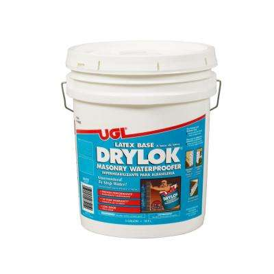 5 Gal. White Ready Mixed Latex Base Waterproofer