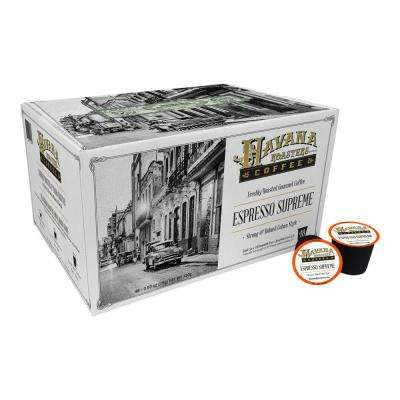 Espresso Supreme 48 K-Cups Coffee (1-Box)