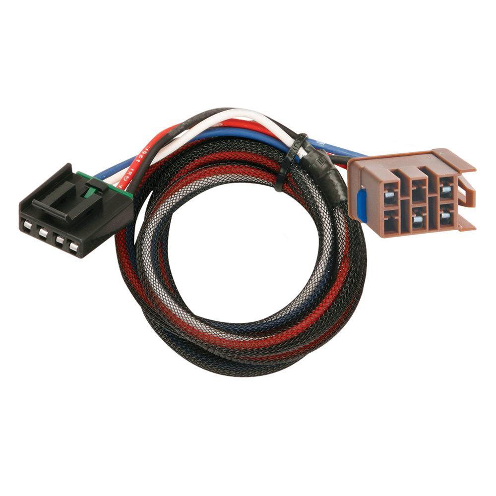 bargman rv plug wiring bargman trailer brake control wiring harness 2 plugs  gm 3016 p  trailer brake control wiring harness