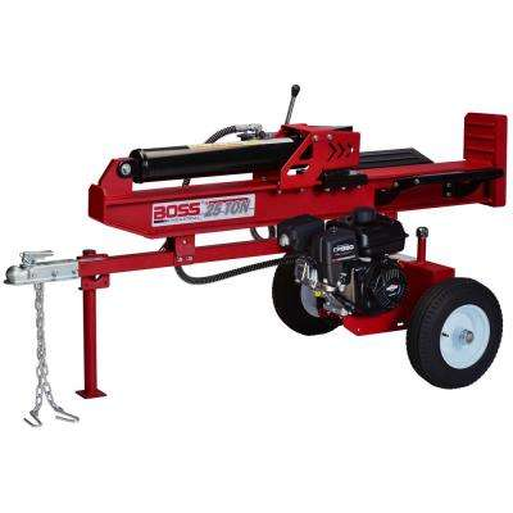 25-Ton 196cc Gas Log Splitter