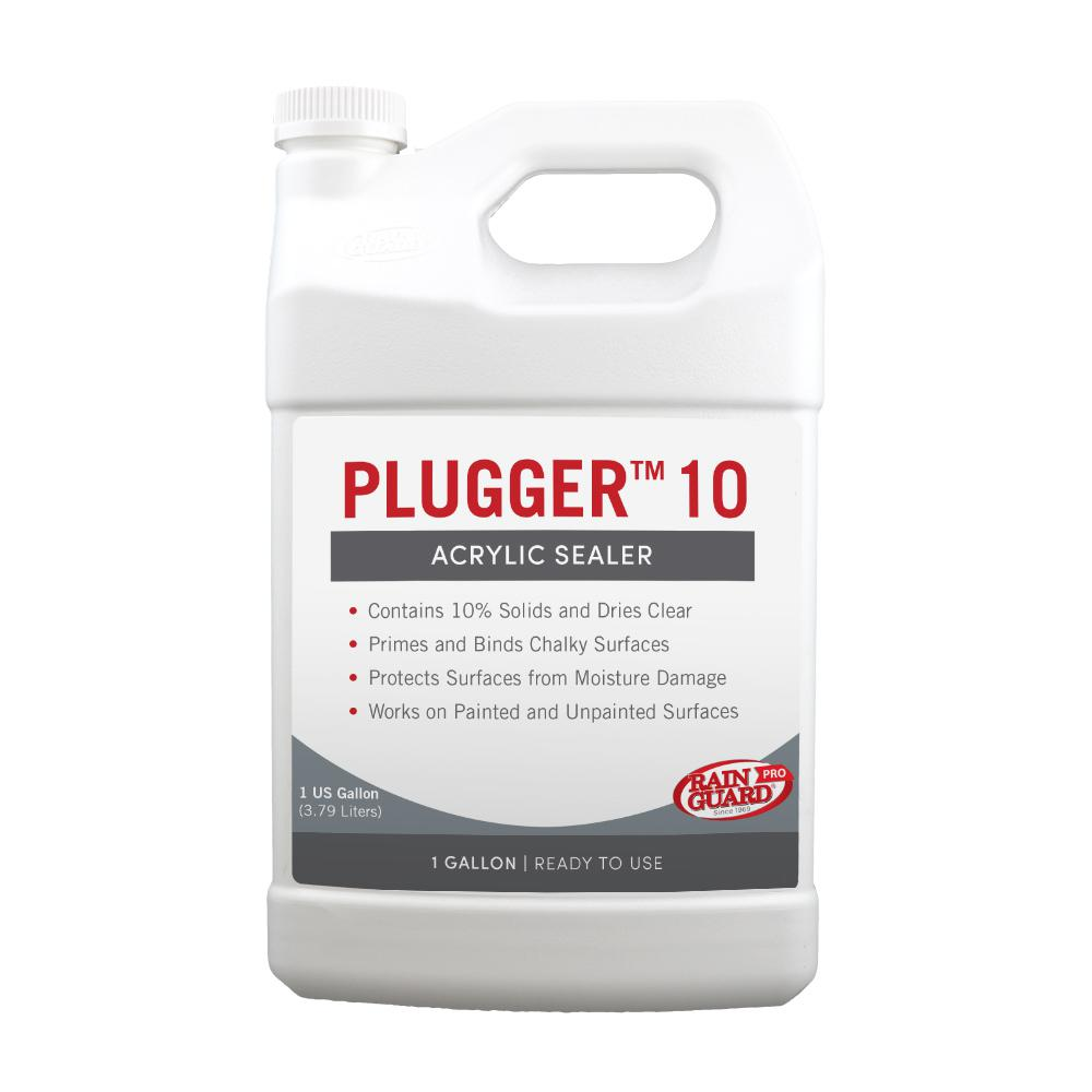Plugger 10 1 gal. Surface Solids Acrylic Sealer