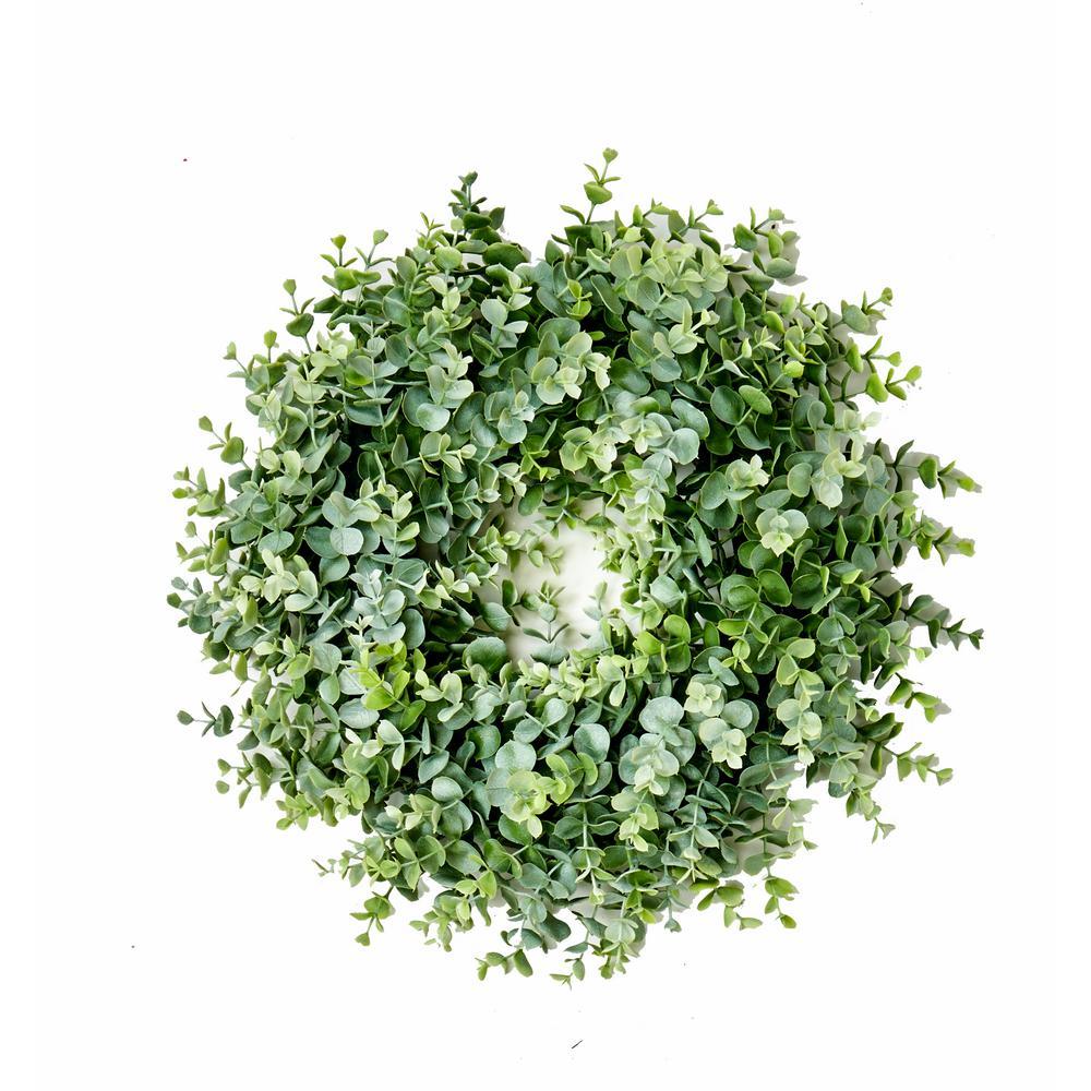 16 in. Eucalyptus Wreath