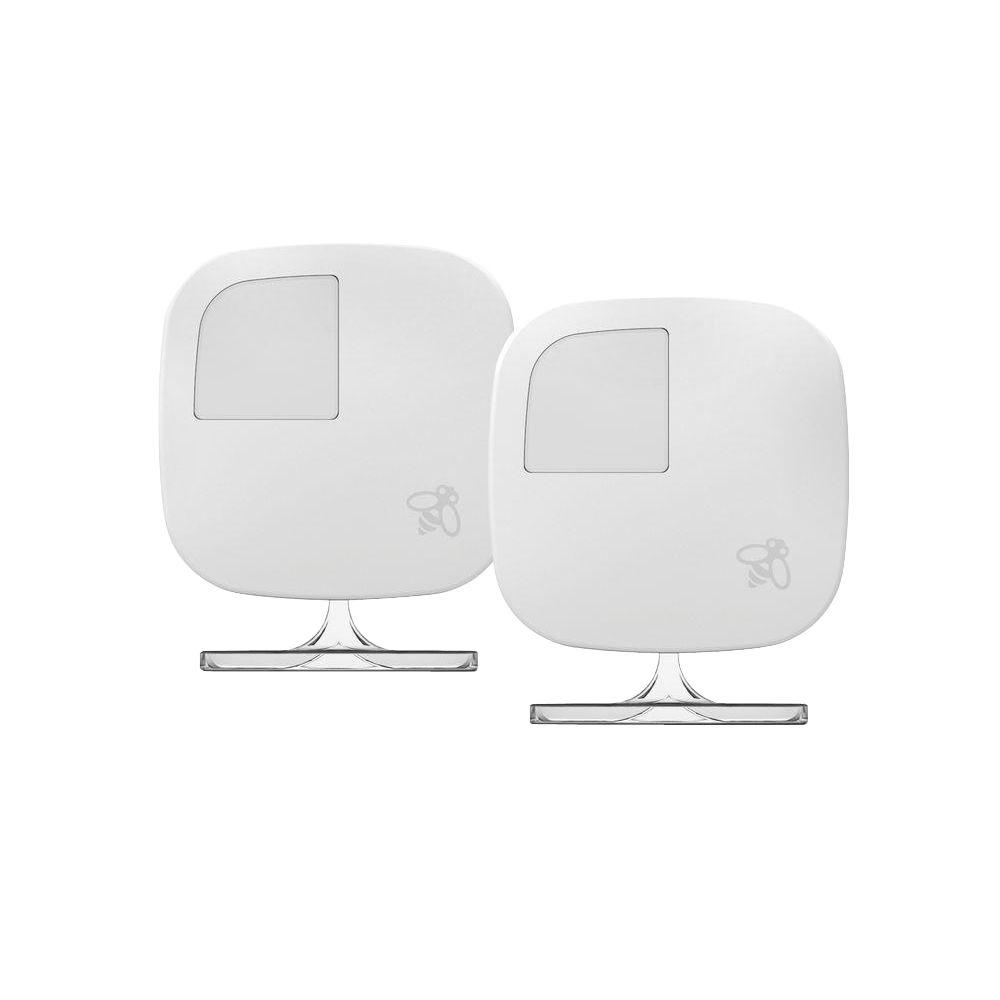 ecobee Room Sensors (2-Pack) for ecobee Thermostats