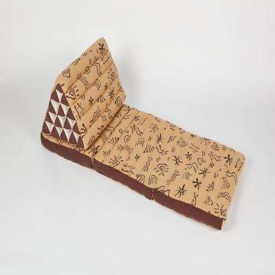 Boho Jumbo Triangle Lounger and Recliner