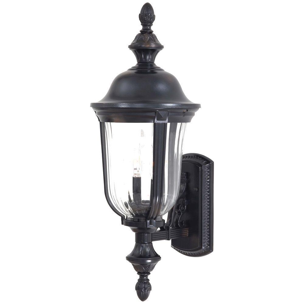 Morgan Park 2-Light Heritage Outdoor Wall Mount Lantern