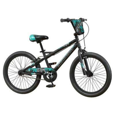 20 in. Boy's Bike for Ages 10-Years and Up