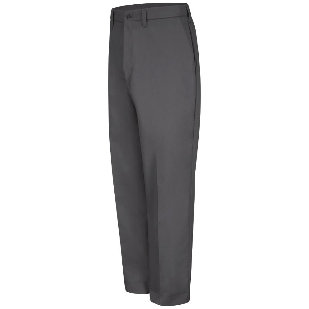 Red Kap Men's Size 40 in. x 30 in. Charcoal Work Pant