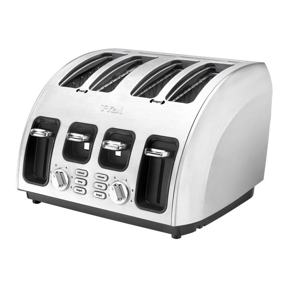 T-Fal Avante Icon 4-Slice Toaster