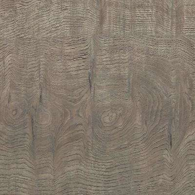Take Home Sample - Parkhill Plus XXL Manhattan Fog 2G Fold Down Click Luxury Vinyl Plank Flooring - 5 in. x 7 in.