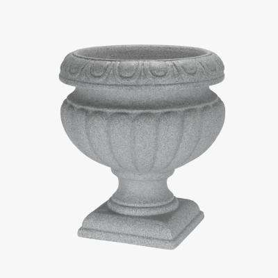 15 in. Concrete Resin Bordeaux Urn