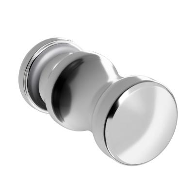 3/4 in. Sliding Shower Door Knobs in Polished Chrome