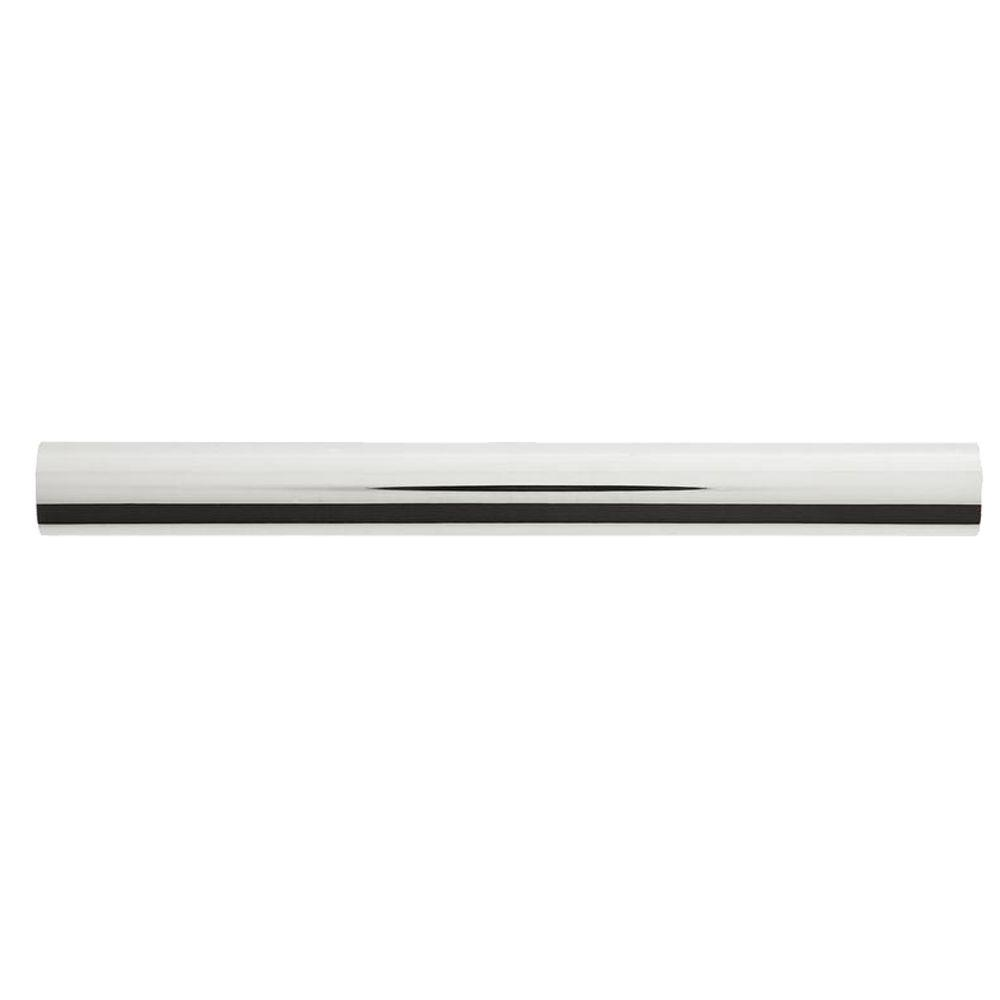 Continental Home Hardware 1-1/4 in. Bright Nickel Large Pull