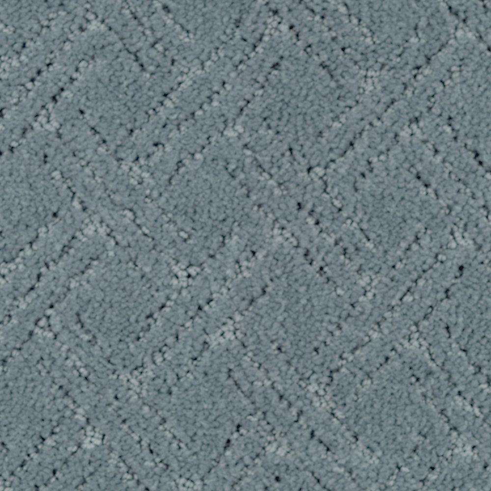 Pure - Color Marina Pattern 12 ft. Carpet