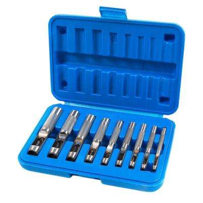 Hollow Punch Set (9-Piece)