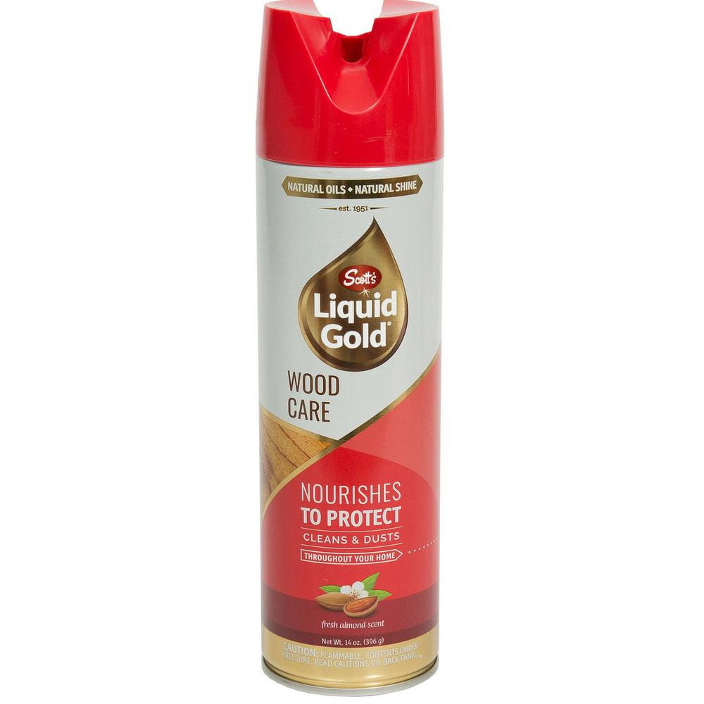 Scott's Liquid Gold 14 oz. Aerosol Wood Care