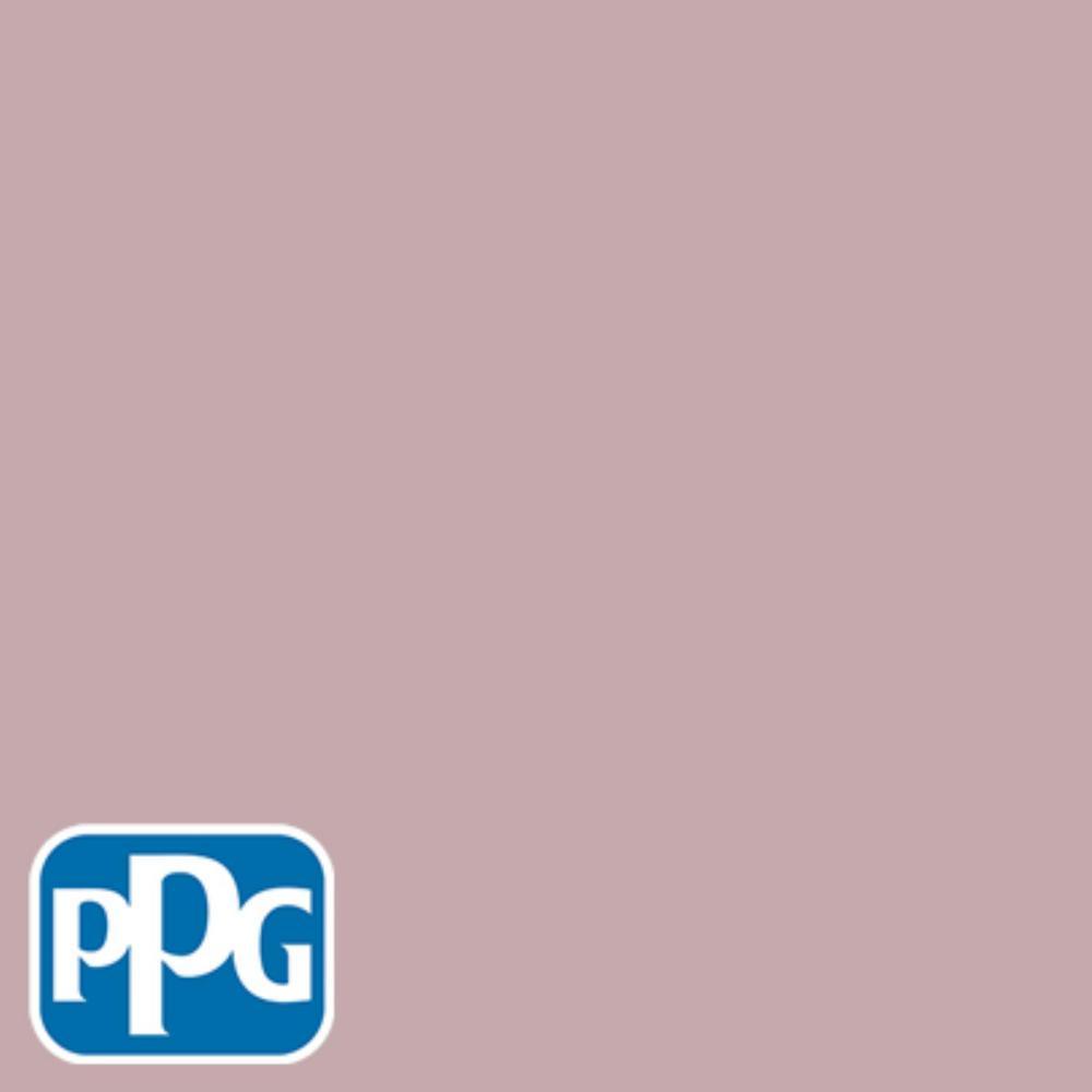 PPG TIMELESS 8 oz. #HDPPGR23U Mauvedust Flat Interior/Exterior Paint Sample
