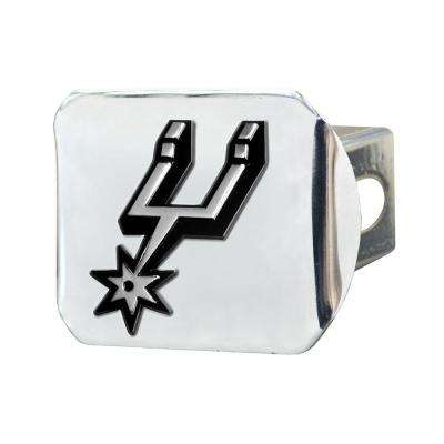 San Antonio Spurs Class III Hitch Cover