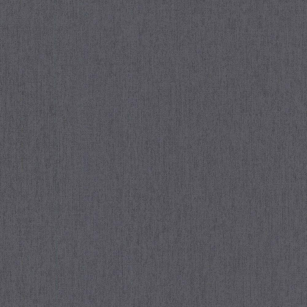 Calico Charcoal Removable Wallpaper Sample