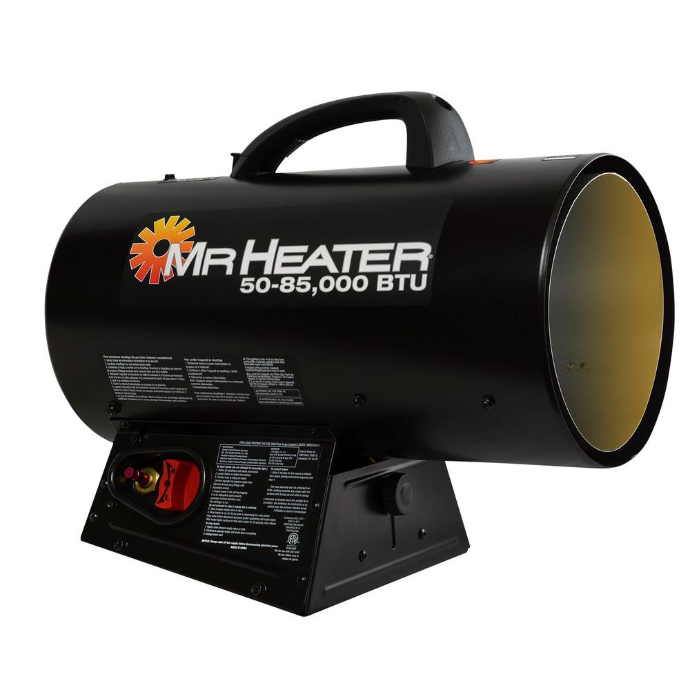 what is a forced air heater
