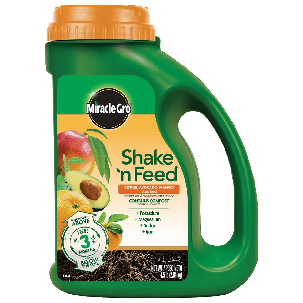 Shake 'n Feed 4.5 lbs. Citrus and Avocado Plant Food