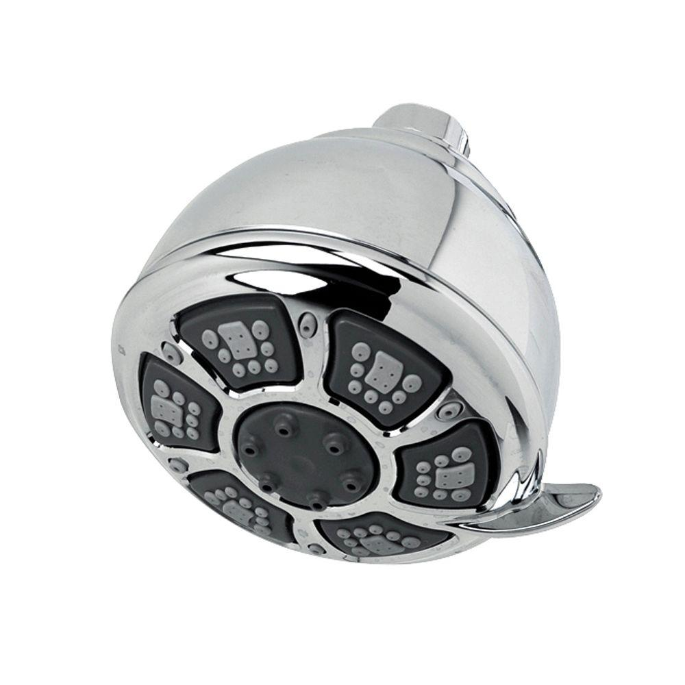 Pfister Pasadena 4-Spray 3.8 in. Showerhead in Polished Chrome