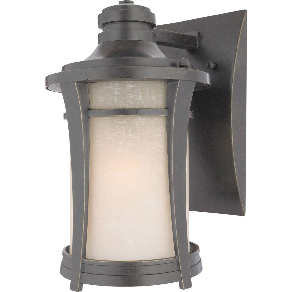 Home Decorators Collection Harmony Imperial Bronze Outdoor Sconce