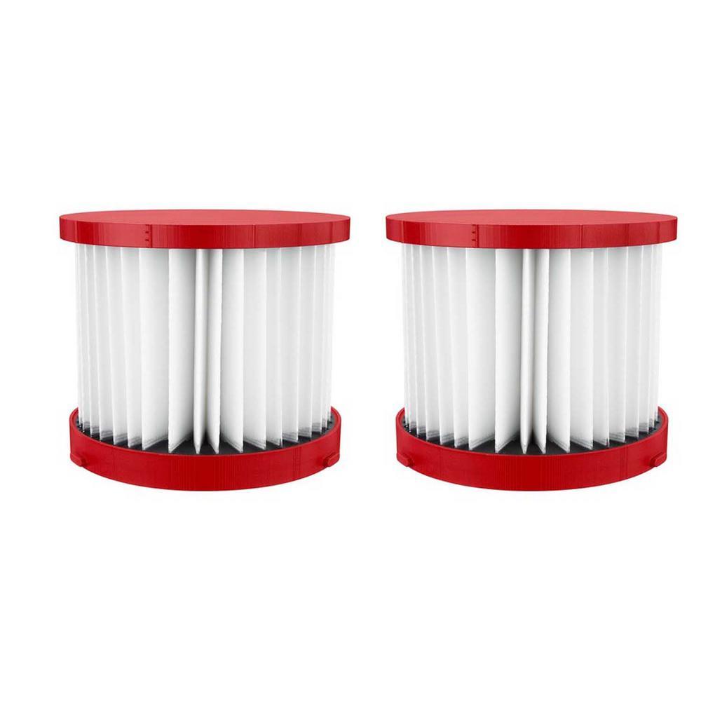 M18 Wet/Dry HEPA Filter (2-Pack)